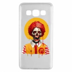 Чохол для Samsung A3 2015 Clown McDonald's skeleton