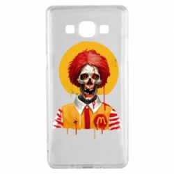 Чохол для Samsung A5 2015 Clown McDonald's skeleton
