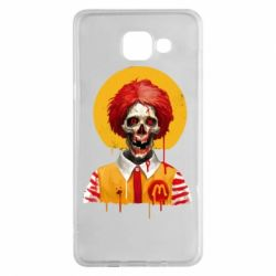 Чохол для Samsung A5 2016 Clown McDonald's skeleton