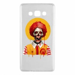 Чохол для Samsung A7 2015 Clown McDonald's skeleton
