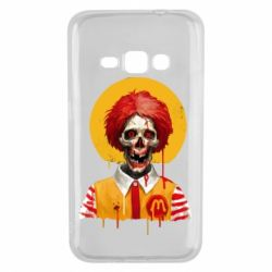 Чохол для Samsung J1 2016 Clown McDonald's skeleton