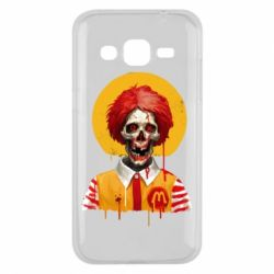 Чохол для Samsung J2 2015 Clown McDonald's skeleton