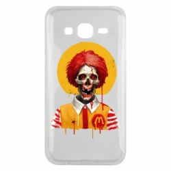 Чохол для Samsung J5 2015 Clown McDonald's skeleton