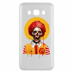 Чохол для Samsung J5 2016 Clown McDonald's skeleton
