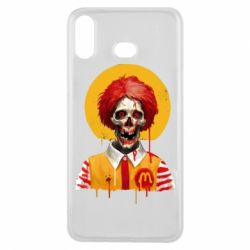 Чохол для Samsung A6s Clown McDonald's skeleton