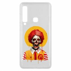 Чохол для Samsung A9 2018 Clown McDonald's skeleton