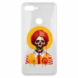Чохол для Xiaomi Mi8 Lite Clown McDonald's skeleton