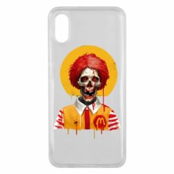 Чохол для Xiaomi Mi8 Pro Clown McDonald's skeleton