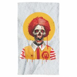 Рушник Clown McDonald's skeleton