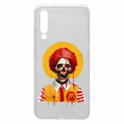 Чохол для Xiaomi Mi9 Clown McDonald's skeleton
