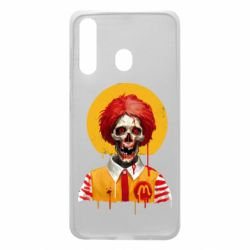 Чохол для Samsung A60 Clown McDonald's skeleton