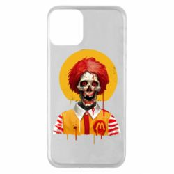 Чохол для iPhone 11 Clown McDonald's skeleton