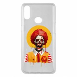 Чохол для Samsung A10s Clown McDonald's skeleton