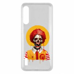 Чохол для Xiaomi Mi A3 Clown McDonald's skeleton