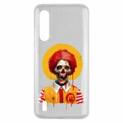 Чохол для Xiaomi Mi9 Lite Clown McDonald's skeleton