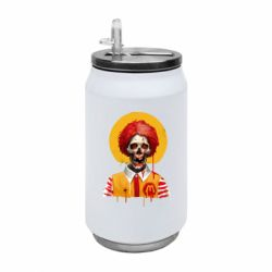 Термобанка 350ml Clown McDonald's skeleton