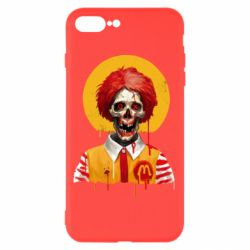 Чохол для iPhone 7 Plus Clown McDonald's skeleton
