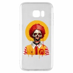 Чохол для Samsung S7 EDGE Clown McDonald's skeleton