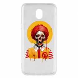 Чохол для Samsung J5 2017 Clown McDonald's skeleton