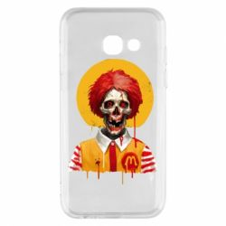 Чохол для Samsung A3 2017 Clown McDonald's skeleton