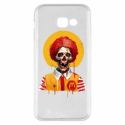 Чохол для Samsung A5 2017 Clown McDonald's skeleton