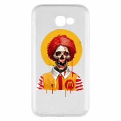 Чохол для Samsung A7 2017 Clown McDonald's skeleton