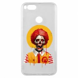 Чохол для Xiaomi Mi A1 Clown McDonald's skeleton