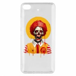 Чохол для Xiaomi Mi 5s Clown McDonald's skeleton