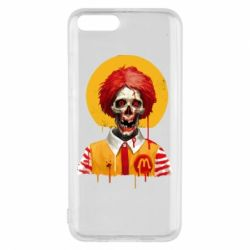 Чохол для Xiaomi Mi6 Clown McDonald's skeleton