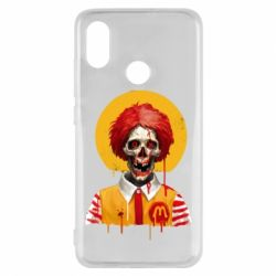 Чохол для Xiaomi Mi8 Clown McDonald's skeleton