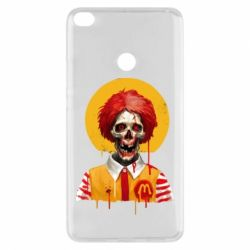 Чохол для Xiaomi Mi Max 2 Clown McDonald's skeleton