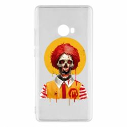 Чохол для Xiaomi Mi Note 2 Clown McDonald's skeleton