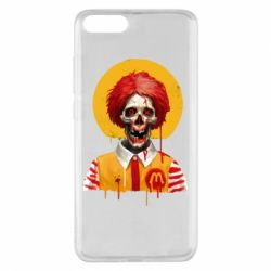 Чохол для Xiaomi Mi Note 3 Clown McDonald's skeleton