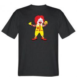 Чоловіча футболка Clown McDonald's
