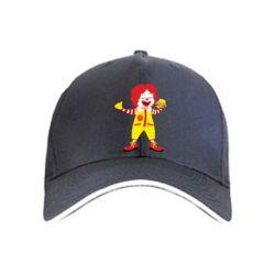 Кепка Clown McDonald's