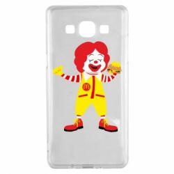 Чохол для Samsung A5 2015 Clown McDonald's