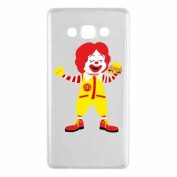 Чохол для Samsung A7 2015 Clown McDonald's