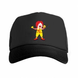 Кепка-тракер Clown McDonald's