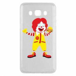 Чохол для Samsung J5 2016 Clown McDonald's