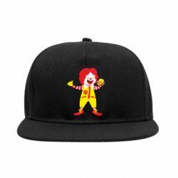 Снепбек Clown McDonald's