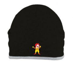Шапка Clown McDonald's