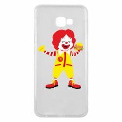 Чохол для Samsung J4 Plus 2018 Clown McDonald's