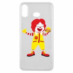 Чохол для Samsung A6s Clown McDonald's