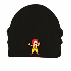Шапка на флісі Clown McDonald's