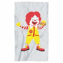 Рушник Clown McDonald's