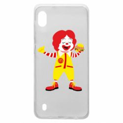 Чохол для Samsung A10 Clown McDonald's