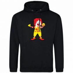 Чоловіча толстовка Clown McDonald's