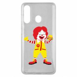 Чохол для Samsung M40 Clown McDonald's