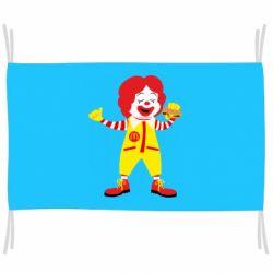 Прапор Clown McDonald's
