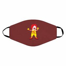 Маска для обличчя Clown McDonald's